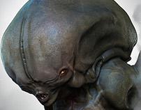 Alien Embrio