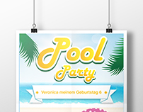 Aviso Pool Party