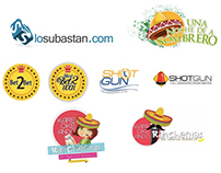 Algunos de los logotipos que hemos trabajado