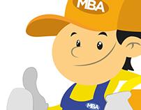Branding - MBA Manutenção Predial e Industrial