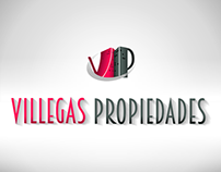 Logo para empresa de vienes y raices