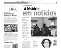 Redação jornalística - Hemeroteca Digital Brasileira