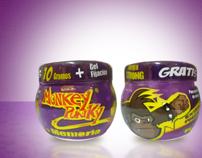 Gel Monkey Punky®