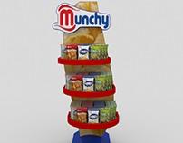 Munchy / P.O.P display