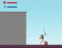 Video Game Mockup
