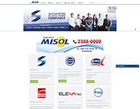 sitio GrupoMisol