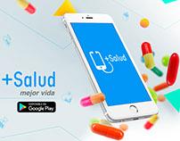 UX/UI +Salud app