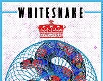 póster Whitesnake