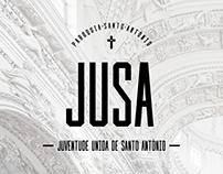Logo Presentation | Juventude Unida de Santo Antônio