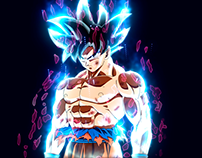 Dragon Ball Ultra Instinct