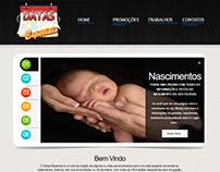 Site de criação e promoção de festas/eventos.