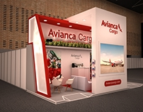 Avianca Booth for Proflora 2017