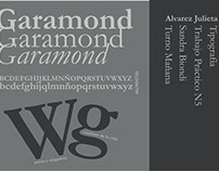Proyecto Tipografia Garamond