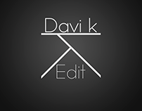 Identidade visual (Davik Edit)