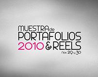 PIEZAS MUESTRA DE PORTAFOLIOS Y REELS 2010
