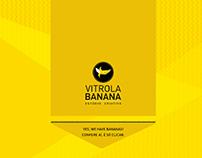 Website Vitrola Banana