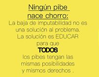 Ningún Pibe Nace Chorro