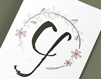 Monograma C+F