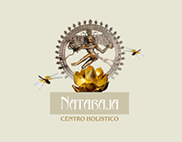 Marca Centro Holístico Nataraya