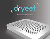 Dryeet - Tapete secador | Carpet dryer