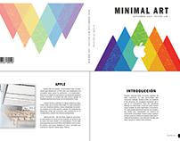 Proyecto Catálogo Minimalista