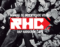 Manual de Identidade Visual - RHC caps