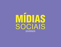 Mídias Sociais - Diversos