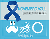Marketing Digital - Campanha do Novembro Azul