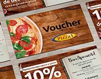 Cartão Desconto - Pizza 1