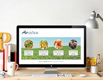 Sistema de cotação online