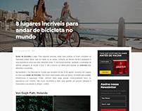 Blog TZ Viagens: Lugares para andar de bicicleta