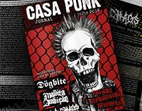 Jornal Casa Punk #01 | Editorial