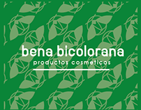 Logo bena bicolorana