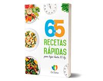 Proyecto: tapa libro de cocina