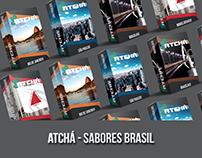 Atchá - Linha Brasil