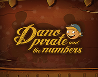 Dano Pirate and Numbers