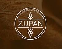 ZUPAN - Diseño de Logotipo