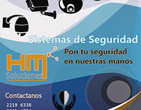 Flyer HMSoluiones