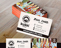 Tarjetas de Visita - Business Card