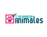 Se Admiten Animales