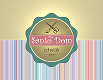 Logotipo - Santo Dom Ateliê