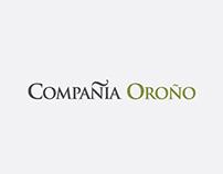 Logotipo Compañía Oroño