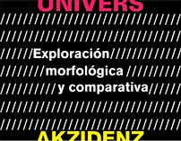 Análisis tipográfico | Univers & Akzidenz