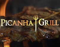 Comercial Picanha Grill Rest