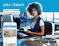 Campaña Publicitaria App jt