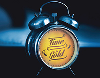 TIME IS GOLD