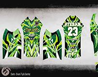 diseños jerseys para paintball