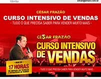 Palestrante César Frazão