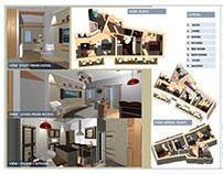 Reform Apartament Study / Gagette Italy / 2015