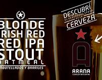 Promoción - Cervecera Arana